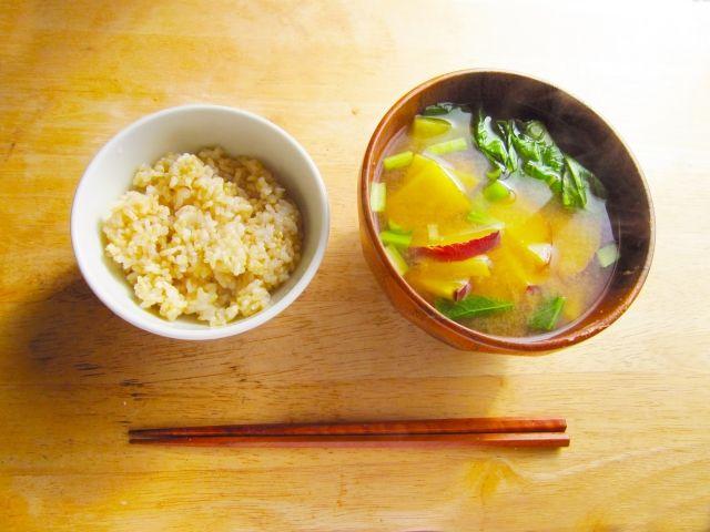カラダを温める食べ物のイメージ写真