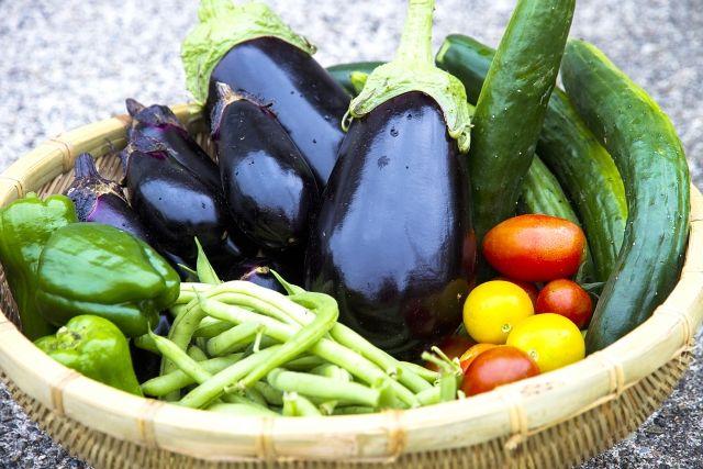 体を温める食べ物の写真