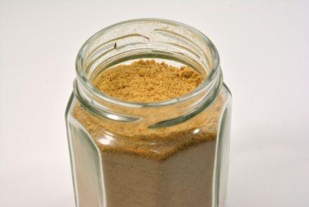 パウダー状の酵素洗顔のイメージ写真