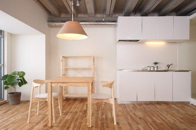 普段の生活する部屋のイメージ